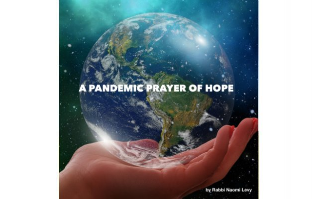 Prayer of Hope during this Pandemic